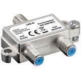 Good Connections Vorrang-Schalter verteilt/schaltet 1 LNB auf 2
