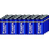 Varta Industrial 6LR61 Alkaline E Block Batterie 9.0 V 20er Pack