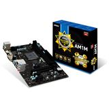 MSI AM1M SoC So.AM1 Single Channel DDR3 mATX Retail