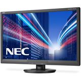 "24"" (60,96cm) NEC AccuSync AS242W schwarz 1920x1080 1xDVI / 1xVGA"