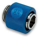 """EK Water Blocks Fitting gerade 1x Gewinde G1/4"""" / 13/10mm blau"""