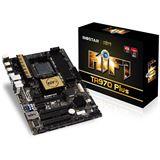 Biostar TA970 Plus AMD 970 So.AM3+ Dual Channel DDR3 ATX Retail