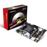 Biostar Hi-Fi A70U3P AMD A70M So.FM2+ Dual Channel DDR3 mATX Retail