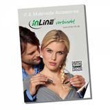 InLine Notizblock DIN A5, 50 Blatt