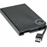 """InLine 00029B 2.5"""" (6,35cm) USB 3.0 schwarz"""
