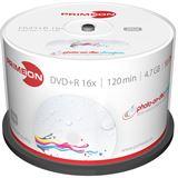 Primeon DVD+R 4.7 GB bedruckbar 50er Spindel (2761227)