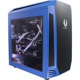 BitFenix Aegis mit Sichtfenster Mini Tower ohne Netzteil blau/schwarz
