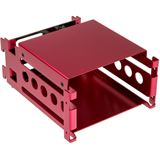 Lian Li EX-H24X 2x SATA Hot-Swap Modul rot