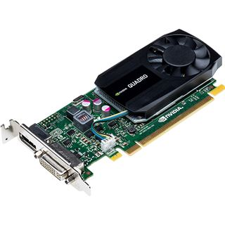 2GB Dell Quadro K620 Aktiv PCIe 2.0 x16 (Bulk)