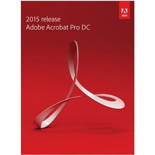 Adobe Acrobat Pro DC 2015 dt. Win Upg.