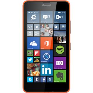 Microsoft Lumia 640 LTE 8 GB orange