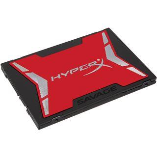 "480GB HyperX Savage 2.5"" (6.4cm) SATA 6Gb/s MLC (SHSS37A/480G)"