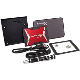 "240GB HyperX Savage Upgrade Kit 2.5"" (6.4cm) SATA 6Gb/s MLC"