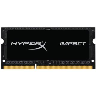 8GB HyperX Impact DDR3L-1866 SO-DIMM CL11 Single