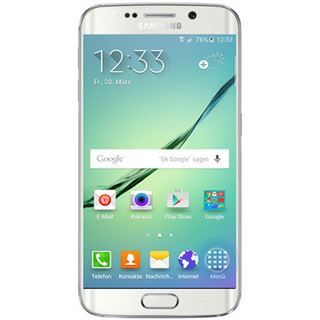 Samsung Galaxy S6 Edge G925F 64 GB weiß