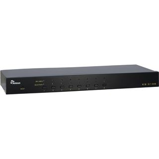 Inter-Tech IPC KVM Switch KS-3108 Rackmount