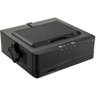 IN WIN BQ656 Mini-ITX 150 Watt schwarz