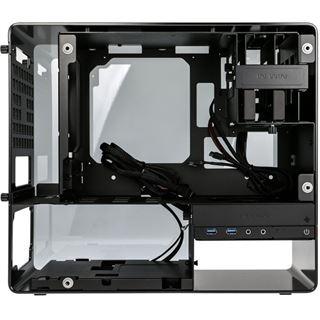 IN WIN 901 mit Sichtfenster Mini-ITX ohne Netzteil schwarz
