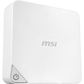 MSI Cubi-W3500U4GXXDXX1MB I5005U/4GB/128GB/OS Barebone