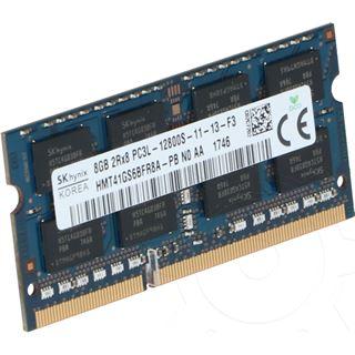 8GB Hynix HMT41GS6BFR8A-PB DDR3L-1600 SO-DIMM CL11 Single