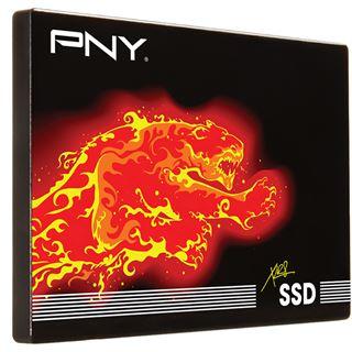 "480GB PNY XLR8 2.5"" (6.4cm) SATA 6Gb/s MLC (SSD7CS2111-480-RB)"