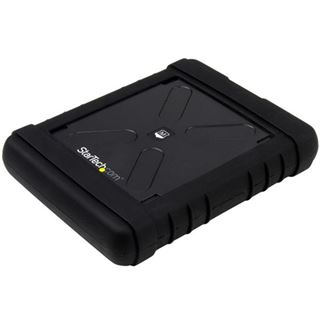 "Startech S251BRU33 2.5"" (6,35cm) eSATA / USB 3.0 schwarz"
