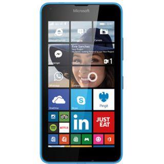 Microsoft Lumia 640 XL Dual Sim 8 GB cyan