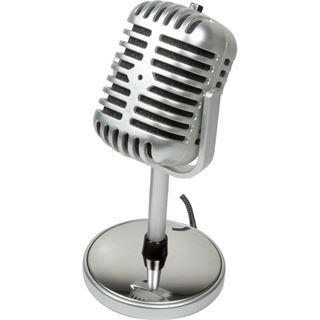 LogiLink HS0036 3.5 mm Klinke Mikrofon