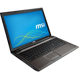"Notebook 15.6"" (39,62cm) MSI CR61 2M - CR61-2Mi51"