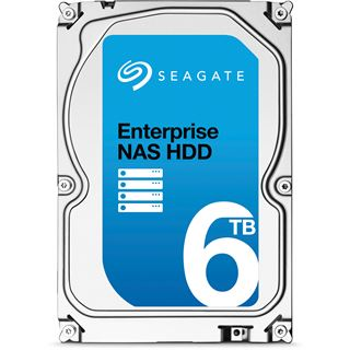 6000GB Seagate Enterprise NAS HDD +Rescue ST6000VN0011 128MB