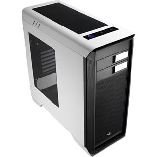 AeroCool Aero 1000 White Edition mit Sichtfenster Midi Tower ohne