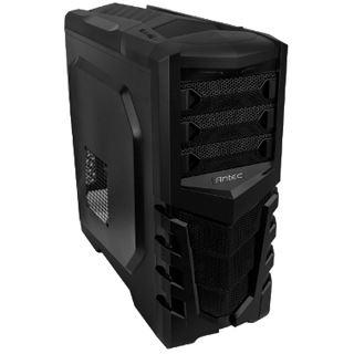 Antec GX505 Midi Tower ohne Netzteil schwarz