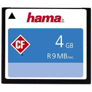 4 GB Hama High Speed Compact Flash TypI 66x Bulk