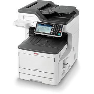 OKI MC873dn Farblaser Drucken/Scannen/Kopieren/Faxen LAN/USB 2.0/2x