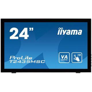 "23,6"" (59,94cm) iiyama T2435MSC-B1 Touch schwarz 1920x1080 1xDP/1xDVI/1xHDMI 1.3"