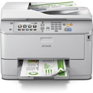Epson WorkForce Pro WF-5690DWF Tinte Drucken / Scannen / Kopieren / Faxen LAN / USB 2.0 / WLAN