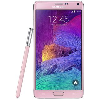 Samsung Galaxy Note 4 N910F 32 GB pink