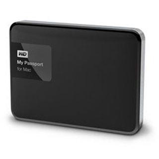 "1000GB WD My Passport Ultra for mac WDBJBS0010BSL-EESN 2.5"" (6.4cm) USB 3.0 schwarz/silber"
