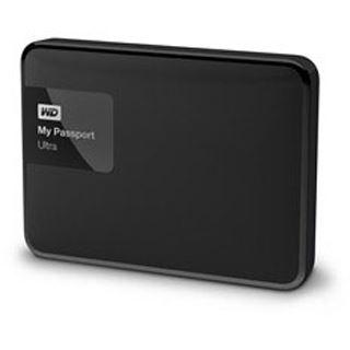 "1000GB WD My Passport Ultra WDBGPU0010BBK-EESN 2.5"" (6.4cm) USB 3.0 schwarz"