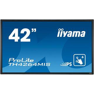 "42"" (106,68cm) iiyama ProLite TH4264MIS Touch schwarz 1920x1920"