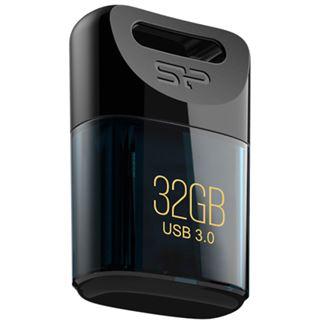 32 GB Silicon Power Jewel J06 blau USB 3.0