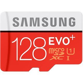 128 GB Samsung UHS-I microSDXC Class 10 U1 Retail