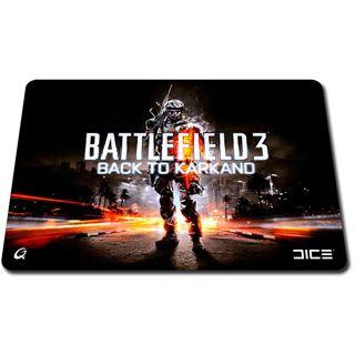 QPad Battlefield 3 Karkant Large 405 mm x 285 mm Motiv