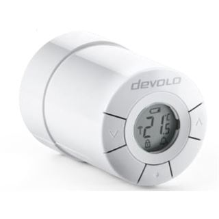Devolo Home Control Heizkörperthermostat ES Z-Wave