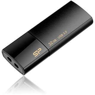 32 GB Silicon Power Blaze B05 schwarz USB 3.0