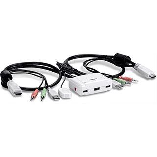 Trendnet 2 Port KVM HDMI Switch