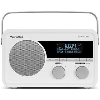 TechniSat DigitRadio 220 - weiß