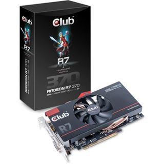 2GB Club 3D Radeon R7 370 royalQueen Aktiv PCIe 3.0 x16 (Retail)
