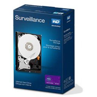 "1000GB WD Surveillance WDBGKN0010HNC-ERSN 64MB 3.5"" (8.9cm) SATA"