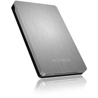 "ICY BOX IB-234U3 2.5"" (6,35cm) USB 3.0 silber"